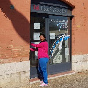 Monitrice TC | Auto-École à Montech
